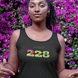 Togo 228 Womens Vest
