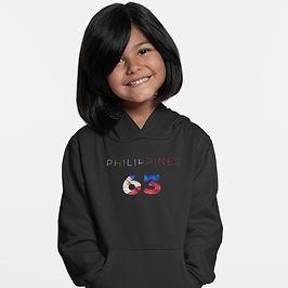 Philippines Childrens Hoodie