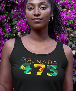 Grenada 473 Womens Vest