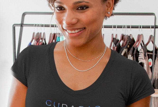 Curacao Womens T-Shirt