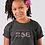 Eswatini Childrens Black T-Shirt