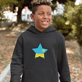 Rwanda Childrens Hoodie