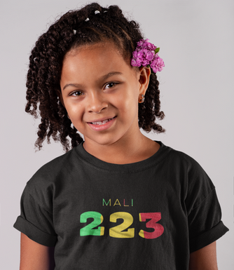 Mali Childrens T-Shirt