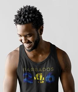 Barbados 246 Mens Tank Top