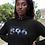 Martinique Womens Black Hoodie