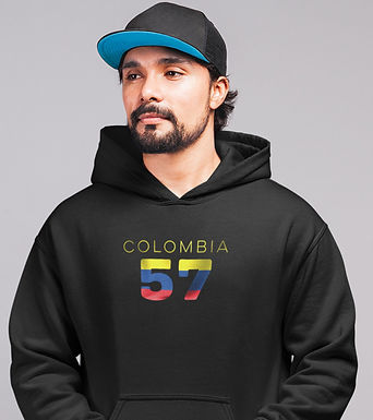 Colombia 57 Men's Pullover Hoodie