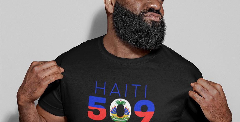 Haiti Mens T-Shirt