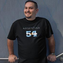Argentina 54 Mens T-Shirt