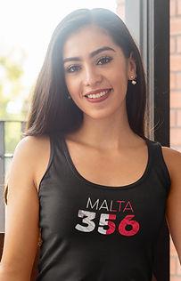 Malta 356 Womens Vest