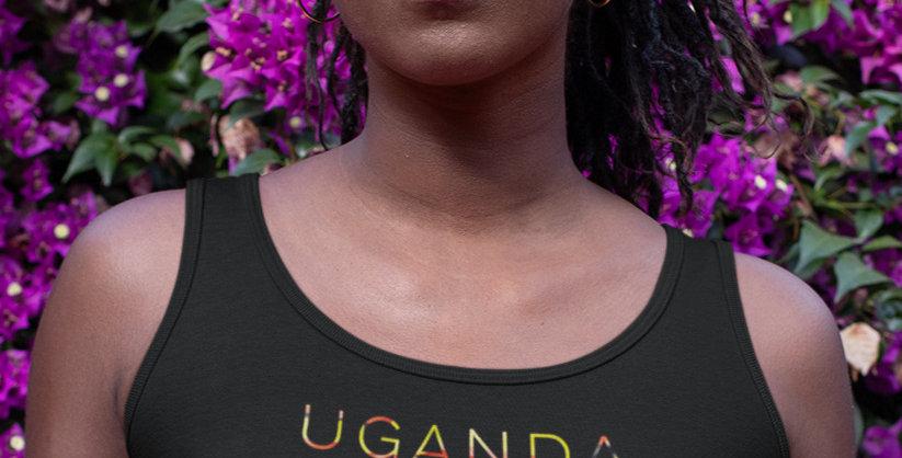 Uganda Womens Vest