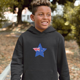 New Zealand Childrens Hoodie