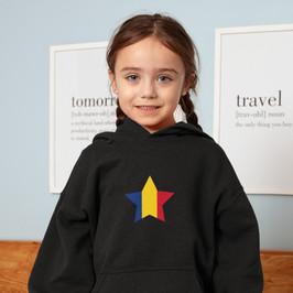Romania Childrens Hoodie