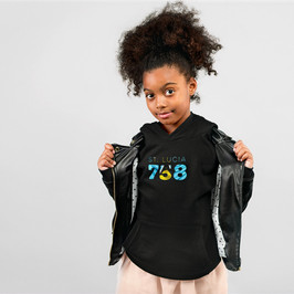 St Lucia Childrens Hoodie