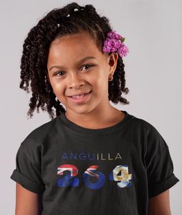 Anguilla Childrens T-Shirt