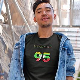 Myanmar 95 Mens T-Shirt
