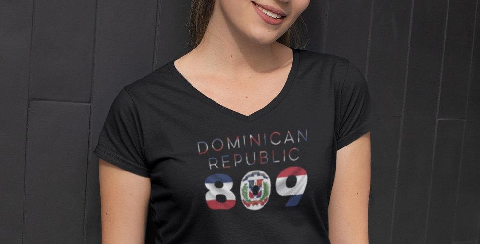 Dominican Republic Womens T-Shirt