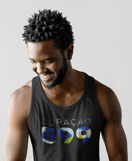 Curacao 599 Mens Tank Top