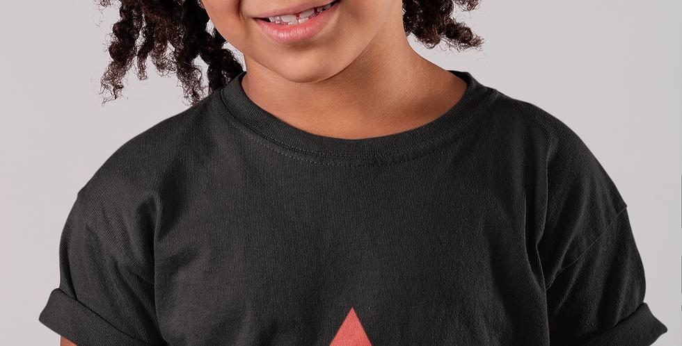 Childrens Madagascar Black T-Shirt