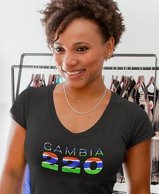 Gambia 220 Women's T-Shirt