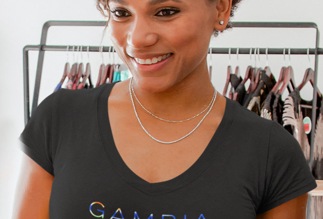 Gambia Womens T-Shirt