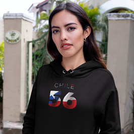 Chile 56 Women's Pullover Hoodie