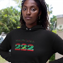 Mauritania 222 Women's Pullover Hoodie