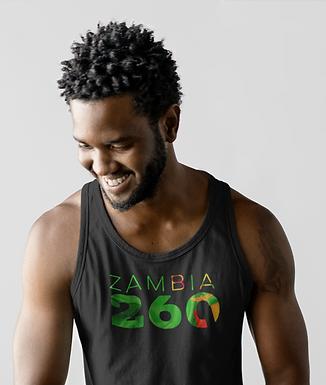 Zambia 260 Mens Tank Top
