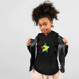 Guyana Childrens Hoodie