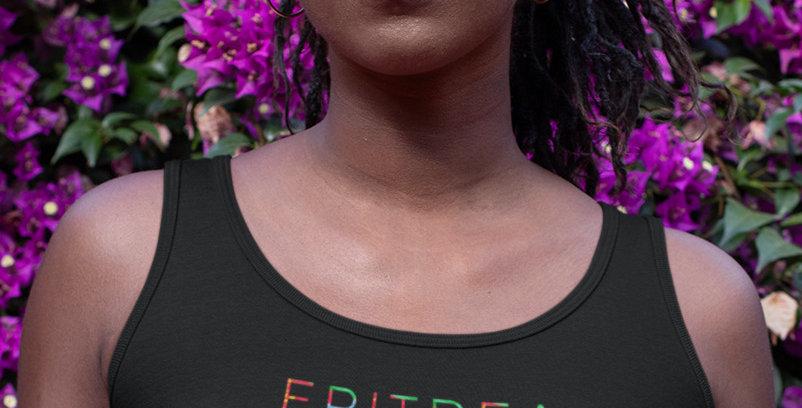 Eritrea Womens Vest