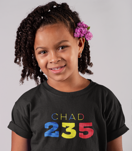 Chad Childrens T-Shirt