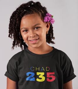 Chad 235 Childrens T-Shirt
