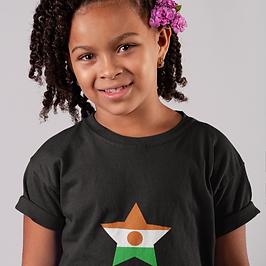 Niger Childrens T-Shirt
