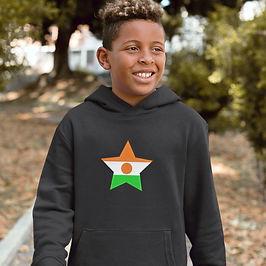 Niger Childrens Hoodie