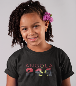 Angola Childrens T-Shirt