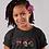 Childrens Black Angola T-Shirt