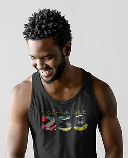 Mozambique 258 Mens Tank top