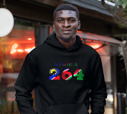Namibia 264 Men's Pullover Hoodie