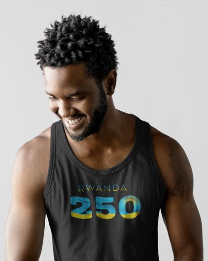 Rwanda 250 Mens Tank Top