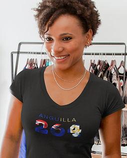 Anguilla 264 Women's T-Shirt