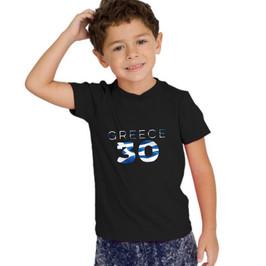 Greece Childrens T-Shirt