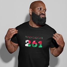 Madagascar 261 Mens T-Shirt