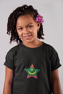 Mauritania Childrens T-Shirt