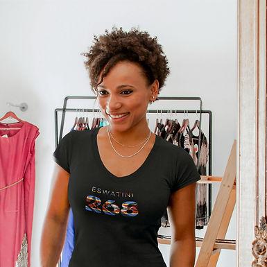 Eswatini 268 Women's T-Shirt