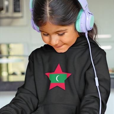 Maldives Childrens Hoodie