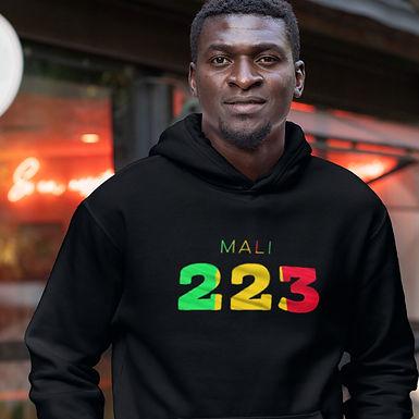 Mali 223 Men's Pullover Hoodie