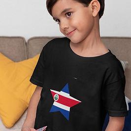 Costa Rica Childrens T-Shirt