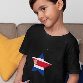 Costa Rica Childrens T-Shirt