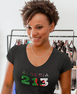 Algeria 213 Women's T-Shirt
