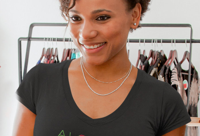 Algeria Womens T-Shirt