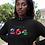 Namibia Womens Black Hoodie